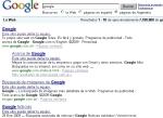 Google Peligrosa